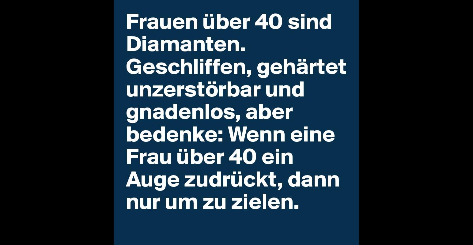 Frau uber 40 partnersuche